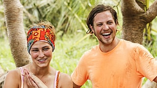 Two of Survivor's Millennial Castaways Flirt in Sneak Peek: 'I Get to Cuddle Up With That!'