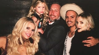 Jessica, Ashlee Simpson Party With Their Kids, Husbands on New Year's: Picture