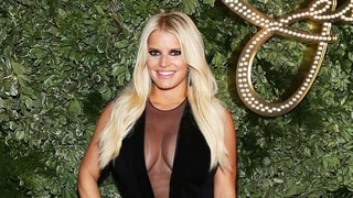 Why Jessica Simpson Almost Got a Breast Reduction