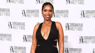 Jennifer Hudson Stuns in a Plunging Gown With Cutouts