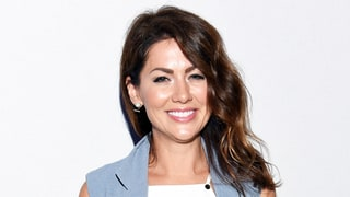 Jillian Harris' Diamond Engagement Ring — All the Details on Her Custom Oval Stunner