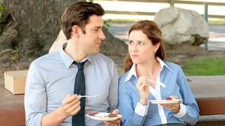 Jenna Fischer on The Office's John Krasinski: 'I Found My Jim and He Found His Pam'