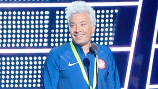Jimmy Fallon Spoofs Ryan Lochte at the 2016 MTV VMAs — and Michael Phelps Loves It