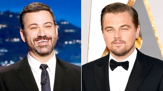 Jimmy Kimmel Jokes About Leonardo DiCaprio's Sex Life After His Oscar Win: 'Every Year Is His Year'