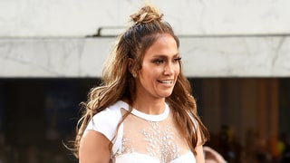 Jennifer Lopez Wore a $1,458 Lace Bra to Perform Orlando Benefit Song on 'Today'