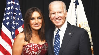 Joe Biden Honored by Mariska Hargitay's Joyful Heart Foundation for Efforts to End Domestic Violence