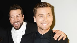 'N Sync's Lance Bass and Joey Fatone Sing Backstreet Boys' 'I Want It That Way' at Karaoke: Watch!