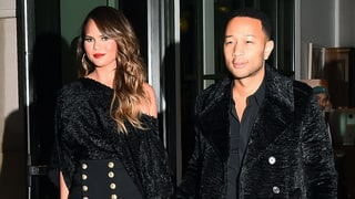 Chrissy Teigen and John Legend Don't Mind When They Match Their Outfits