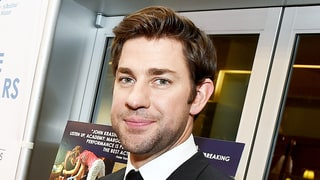 John Krasinski Talks Parenting Fears: 'You Don't Want To Screw It Up'