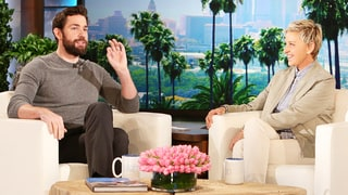 John Krasinski: Sitting at Leonardo DiCaprio's Golden Globes Table Made Me Feel 'Pretty Stupid'