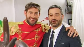 John Krasinski, Jimmy Kimmel Escalate Their Already Epic Christmas Prank War