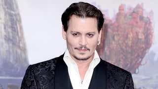 Johnny Depp Visits Dracula Castle, Meets Fans Ahead of Concert in Romania