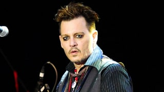 Johnny Depp Performs With Hollywood Vampires in Denmark Amid Ongoing Amber Heard Drama