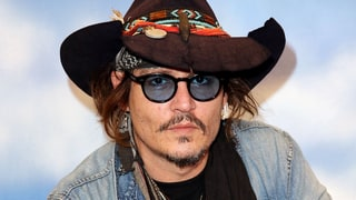 Johnny Depp Promises That Even Though He Looks Like a Hobo, He Smells 'Really Good'