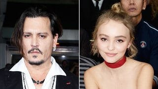 "Johnny Depp Says Daughter Lily-Rose's 2007 Hospitalization Was the ""Darkest Period"" of His Life"