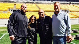 Ben Roethlisberger, Hines Ward and Other Steelers Players to Appear on Group Date During JoJo Fletcher's Season of 'The Bachelorette'