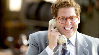 Jonah Hill Had to Be Hospitalized for Snorting Too Much Fake Coke While Filming 'Wolf of Wall Street'