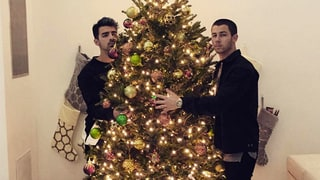 The Jonas Brothers Celebrated Christmas in a Luxury NYC Townhouse: Photos