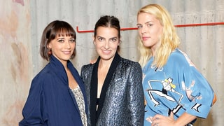 Rashida Jones, Rachel Comey and Busy Phillips
