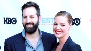 Katherine Heigl, Josh Kelley Share Sweet Photo of Newborn Son Joshua Bishop: 'Little Buddy!'