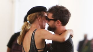 Joshua Jackson and Diane Kruger Embrace at Airport One Month After Split