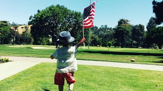 Justin Timberlake's Son Silas, Drew Barrymore's Daughters and Other Celebrity Kids Get Patriotic for 4th of July
