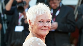 Dame Judi Dench, 81, Just Got a Wrist Tattoo