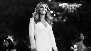 Julia Roberts Dazzles in More Than 700 Swarovski Crystals in New Lancome Video