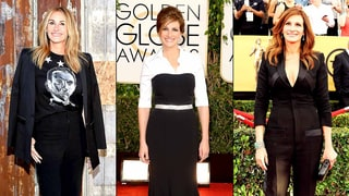 Julia Roberts' Best Menswear-Inspired Styles