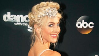 Julianne Hough Wore a Pinterest-Inspired Embellished Updo for 'Dancing With the Stars': How Many Bobby Pins Did She Use?!