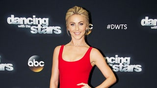 Julianne Hough's Red Maxi Dress Scores a Perfect 10