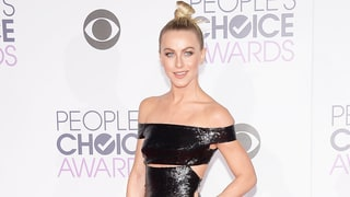 Julianne Hough Slips Into Skintight Sequin Dress for the People's Choice Awards — See Her Svelte Physique
