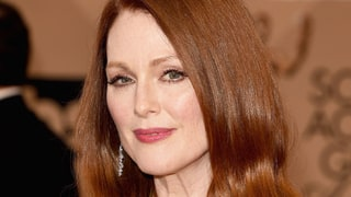 Julianne Moore's Pink Lip