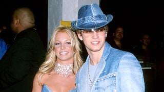 Justin Timberlake Regrets THAT Double Denim Outfit He Wore With Britney Spears at AMAs 2001