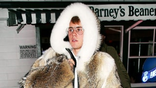 Justin Bieber's Fur Coat and Acid-Wash Jeans Are Too Much for the Internet to Handle