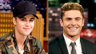 Justin Bieber Gave Zac Efron Some Deep Career Advice: 'Be More Selective'