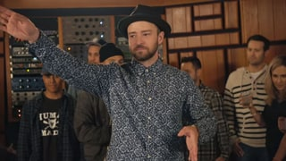 Justin Timberlake Drops Star-Studded Video for New Single 'Can't Stop the Feeling'