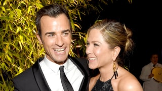 Justin Theroux Lovingly Celebrates 'Woman Crush' Jennifer Aniston After Her Kickass Essay