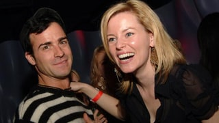 Justin Theroux Wears Braces in Hilarious #TBT Pic of 'Fake High School Sweetheart' Elizabeth Banks