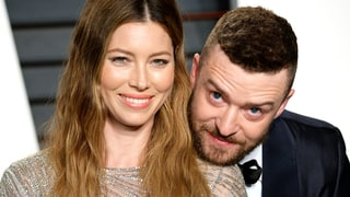 Justin Timberlake, Jessica Biel Cuddle Nonstop on the Red Carpet at the Oscars 2016 Afterparties