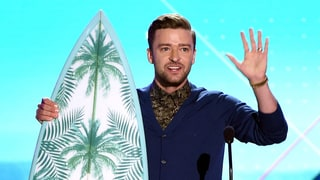 Justin Timberlake Wins First-Ever Decade Award at 2016 Teen Choice Awards: 'Don't Waste Your 20s'