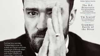 Justin Timberlake on How Becoming a Dad Forced Him to Face Old 'Childhood Trauma'