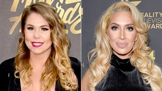 Teen Mom 2's Kailyn Lowry Jumps Into Farrah Abraham's Feud With Amber Portwood