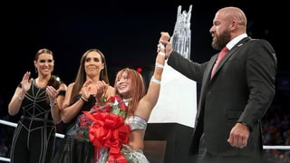 Kairi Sane on Conquering at Mae Young Classic, Heading to Houston