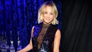 Kaley Cuoco's People's Choice Awards Hair Took Less Than 15 Minutes