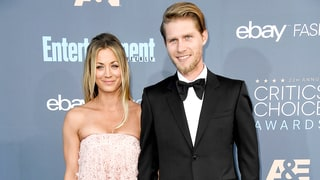 Kaley Cuoco and Karl Cook Hit Their First Major Red Carpet Event Together