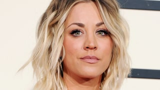 Kaley Cuoco's Nude Lip