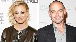 Kaley Cuoco Is Dating Arrow Star Paul Blackthorne