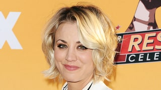 Kaley Cuoco Celebrates Her 30th Birthday With Instagram-Famous Lions and Tigers: Photos