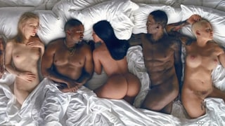 Kanye West Debuts NSFW 'Famous' Video Featuring Naked Taylor Swift, Kim Kardashian and More